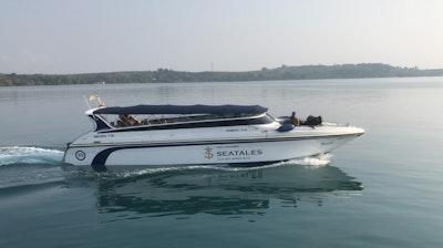 ซีเทลส์ สปีดโบท เกาะหมาก  ซีเทลส์ สปีดโบท เกาะหมาก (Seatale Speedboat Koh Mak)