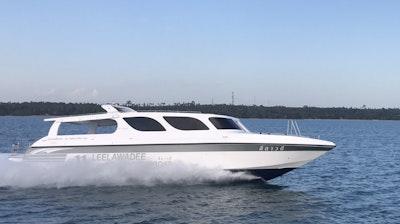 ลีลาวดี เกาะหมาก สปีดโบ๊ท  ลีลาวดี เกาะหมาก สปีดโบ๊ท (Leelawadee Koh Mak Speedboat)