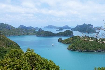 รีวิวการเดินทางไปเกาะสมุย -เที่ยวหมู่เกาะอ่างทอง