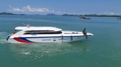 เกาะยาวซันสไมล์  เกาะยาวซันสไมล์ (Koh Yao Sun Smile Speedboat)