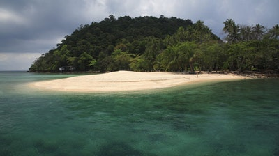 เกาะระยั้งนอก  เกาะระยั้งนอก (Koh Rayang Nok Island)